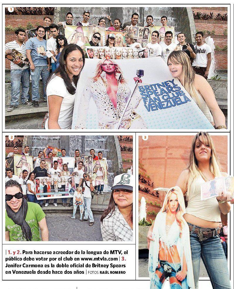 Britney MTV LA