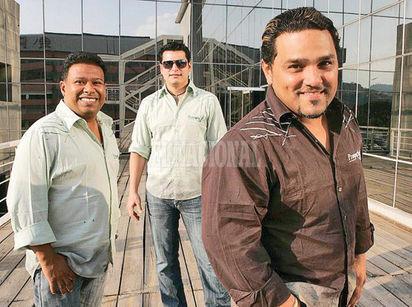 Sócrates, Armando Davalillo, Wilmer Lozano