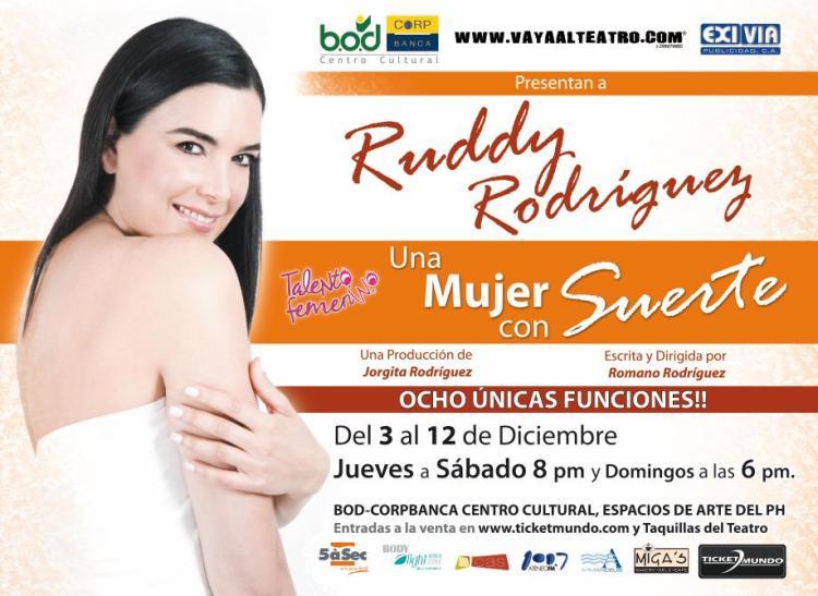 Ruddy Rodríguez