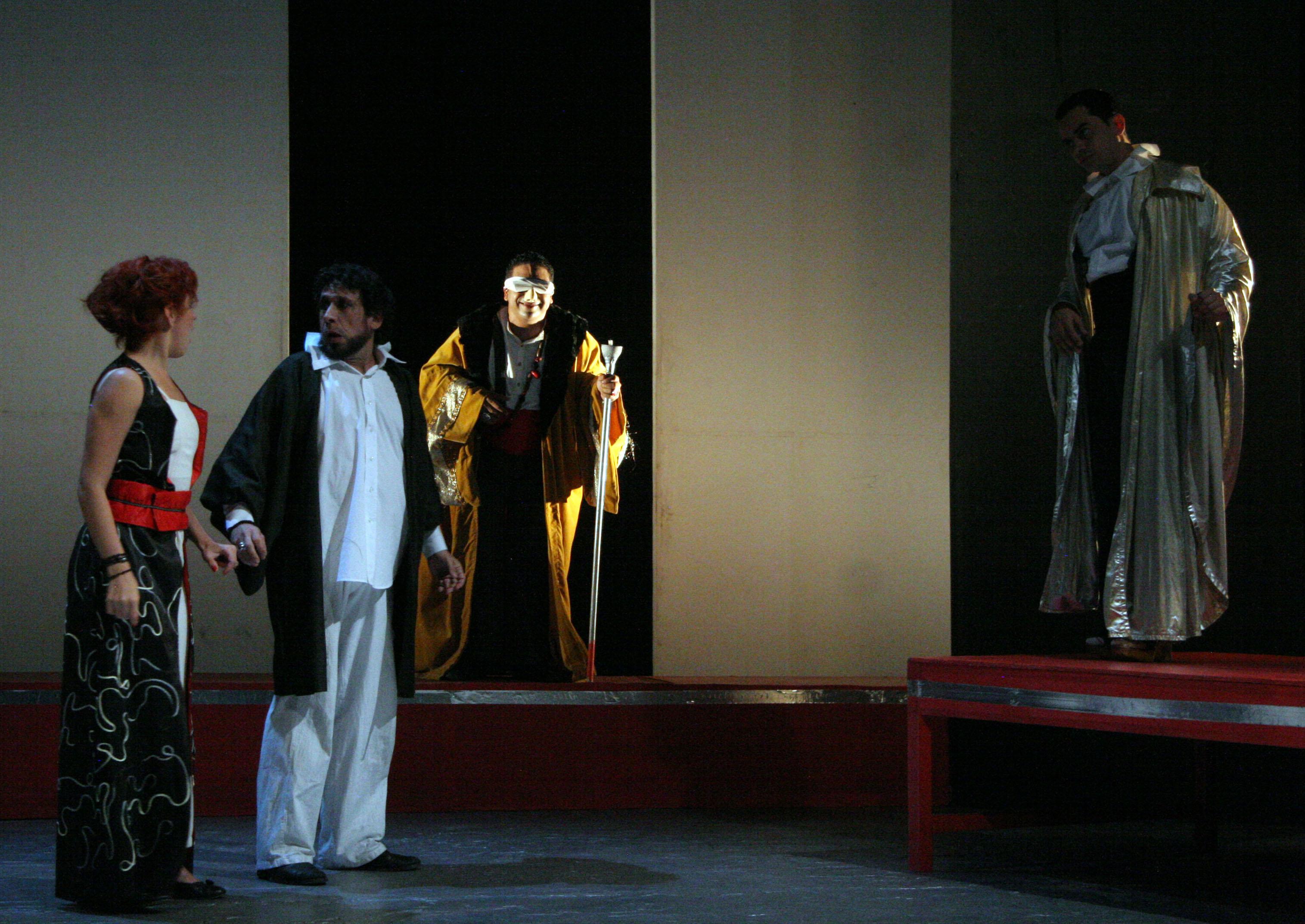 Teatros Xxx en San Luis MES