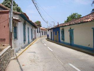 Calle de Choroní