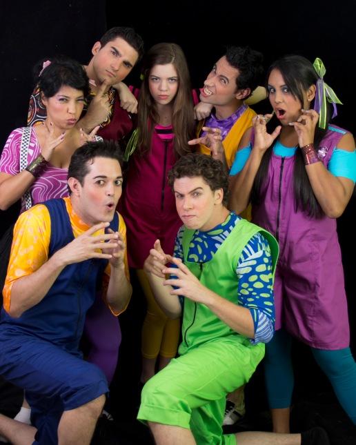 El espectáculo es producido por los creadores de Improvisto, el novedoso concepto de improvisación teatral que ha tenido éxito por 17 temporadas consecutivas FOTO: CORTESÍA IMPROCHAMOS
