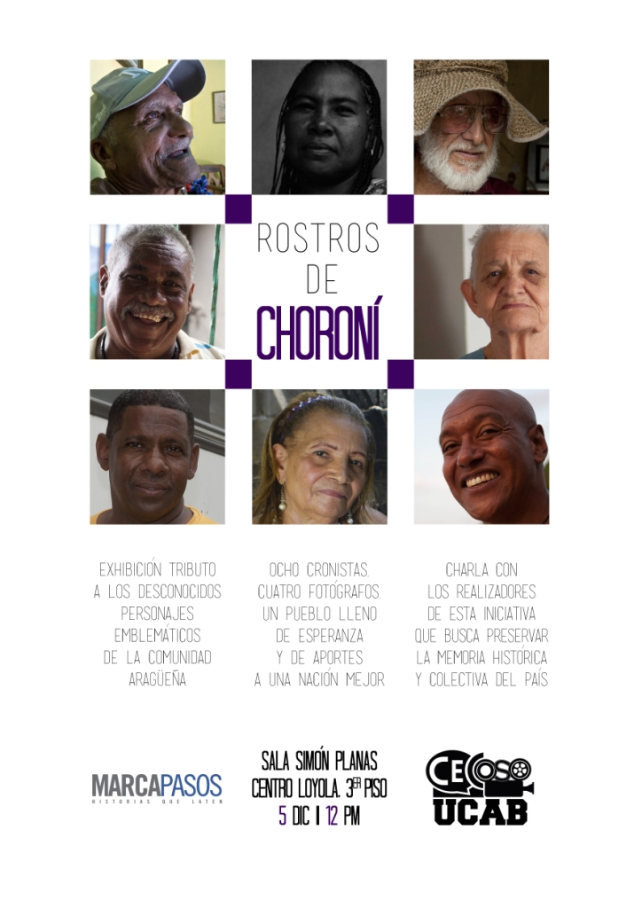 Rostros de Choroní UCAB