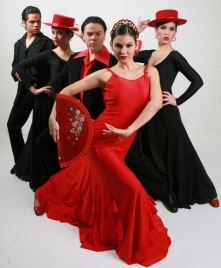 El flamenco llena la agenda del fin de semana también en Marcaibo FOTO: CORTESÍA