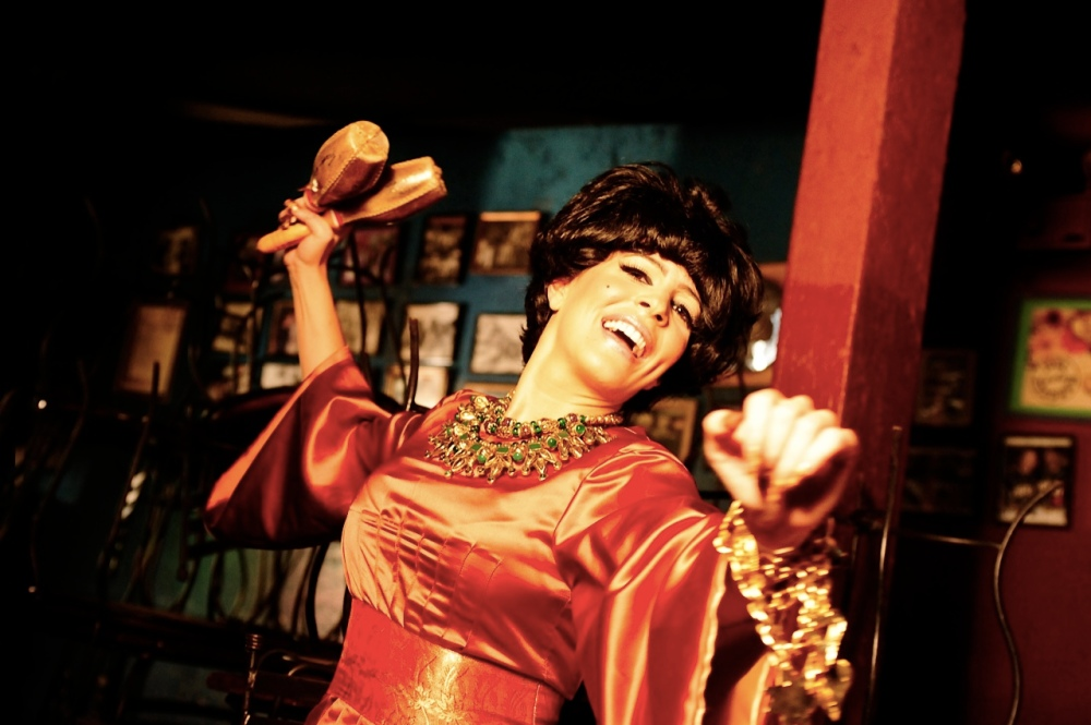 La Lupe, la reina del desamor, volverá al Trasnocho Cultural en segunda temporada, con funciones todos los jueves, a las 8:00 pm FOTO: CORTESÍA