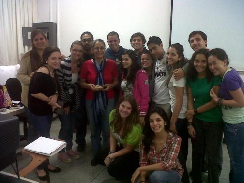 Periodismo III - Grupo 2011