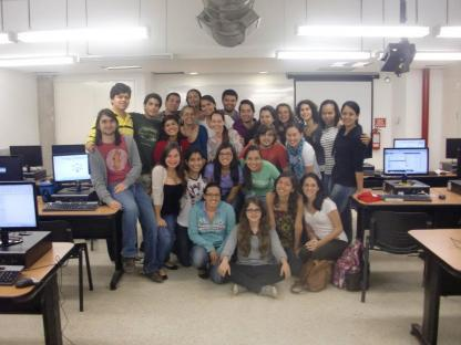 Periodismo III - Grupo 2012