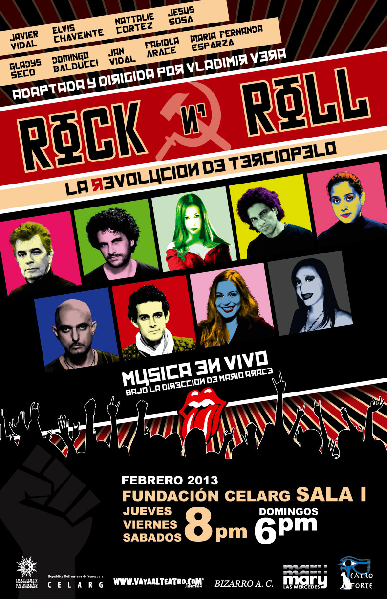 Rock and Roll: la revolución del terciopelo