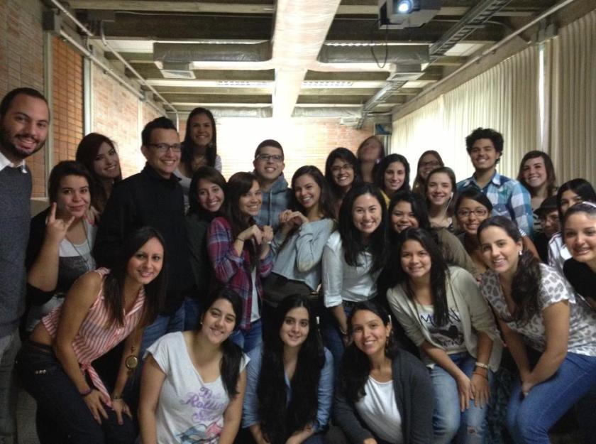 Grupo de Periodismo 1 UCAB . Sept 2012 - febrero 2013