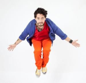 Alejandro Torres Ayala es el protagonista de la historia, quien hace las veces de Jesús FOTO: CLAS PRODUCCIONES