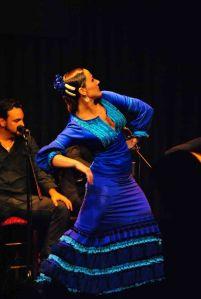Concha Jareño se dedica a dictar talleres de flamenco en diferentes países del mundo FOTO: CORTESÍA