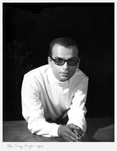Elías Pérez Borjas en 1968 FOTO: SAMUEL DEMBO