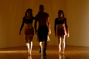 Armando Díaz es uno de los bailarines que se ha presentado en varias oportunidades en el marco de Accionarte FOTO: CORTESÍA