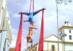 El Nuevo Circo Karakare es una de las atracciones que ofrece PDVSA La Estancia para los más pequeños en esta Semana Santa FOTO: CORTESÍA