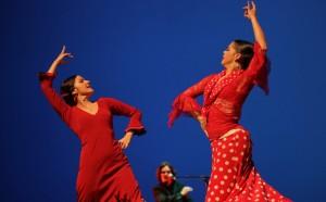 Carmen Terife es la directora de esta agrupación que busca hacer flamenco siempre desde lo cotidiano FOTO: CORTESÍA