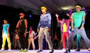 En 2012 participaron 800 vecinos de Sucre y 39 agrupaciones en tarima FOTO: CORTESÍA
