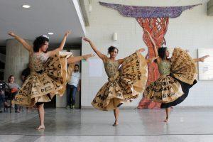 El Colectivo Amaká fue uno de los grupos que se presentó en la primera edición de este festival FOTO: CULTURA UCAB