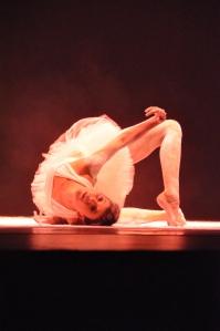 Ana Chin-A-Loy presentará el performance Vacío, aunque todavía no se conoce ni el horario ni el lugar exacto FOTO: EMILIO MÉNDEZ