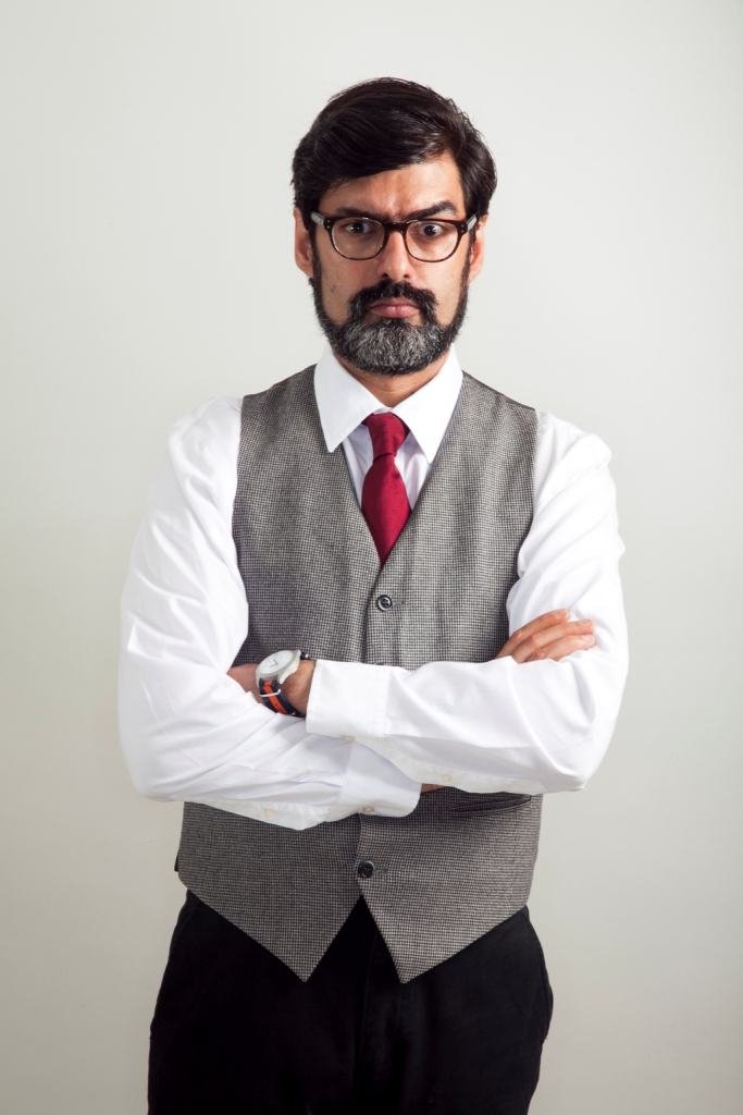 El Profesor Briceño continuará en el elenco del show Mi país, tu país | Foto: cortesía
