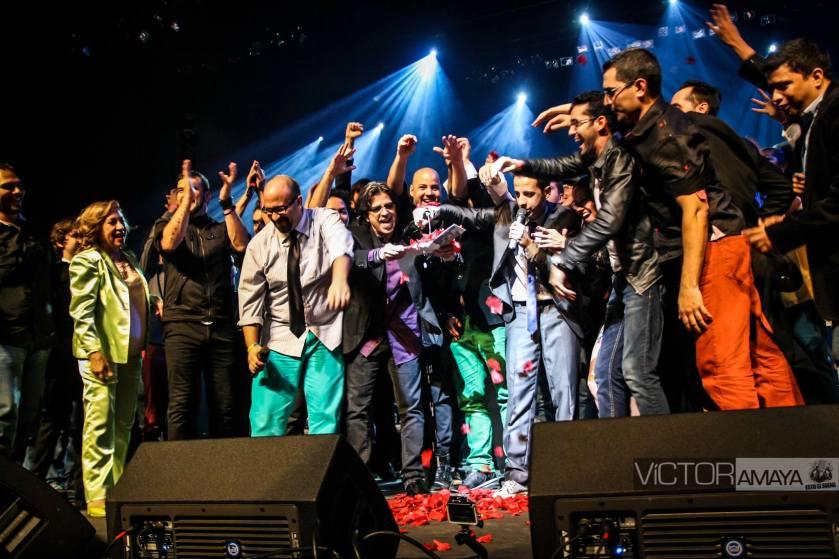 Bautizo del CD RockandMAU | Foto: Víctor Amaya