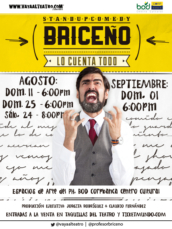 Profesor Briceño CorpBanca