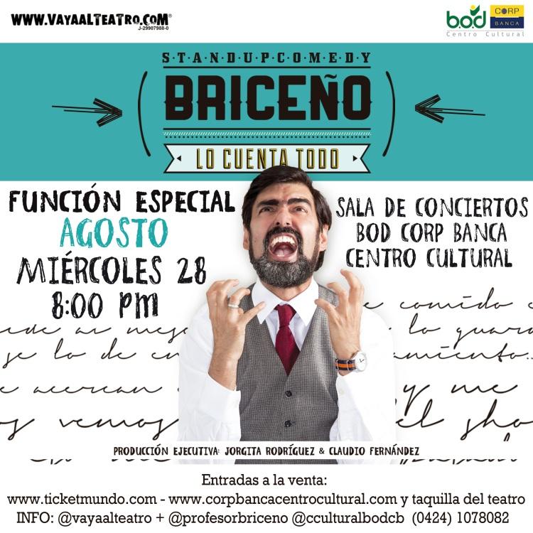 Profesor Briceño