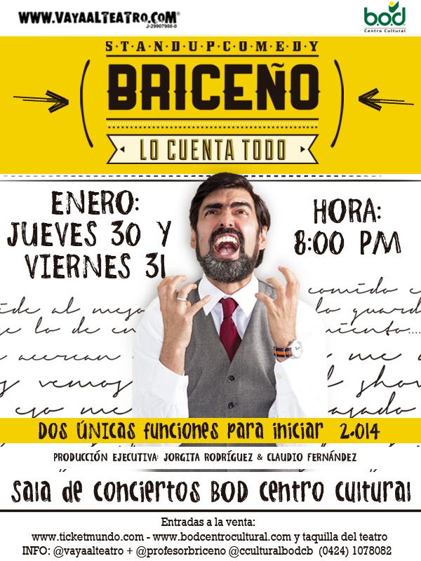 Briceño lo cuenta todo ene2014