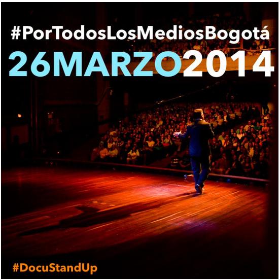 Por todos los medios Bogotá