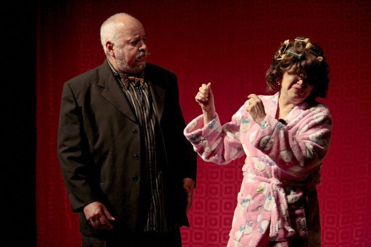 Claudio Nazoa y Tania Sarabia hablan del amor en sus diferentes etapas | Foto: Nicola Rocco