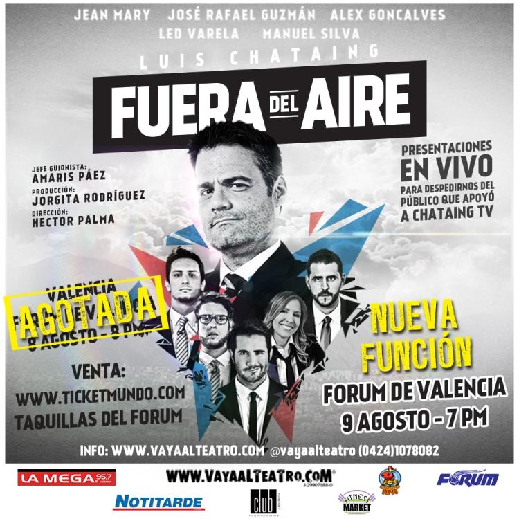 Fuera del aire Valencia II