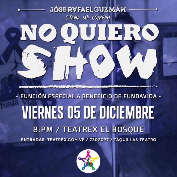 No quiero Show