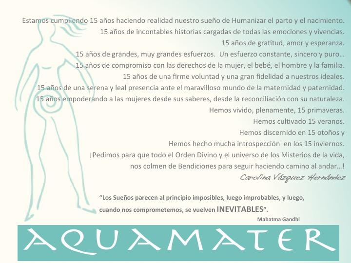 Aquamater 2
