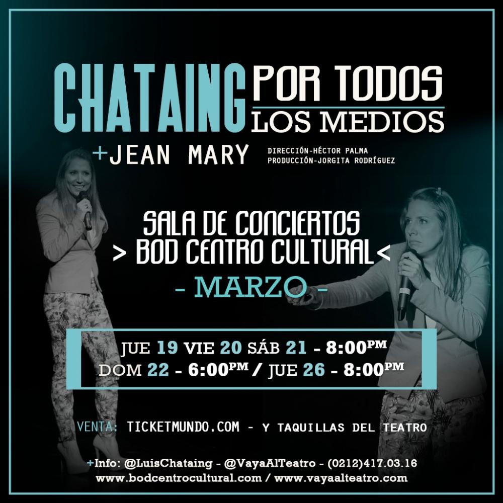 Por todos los medios Chataing Jean Mary