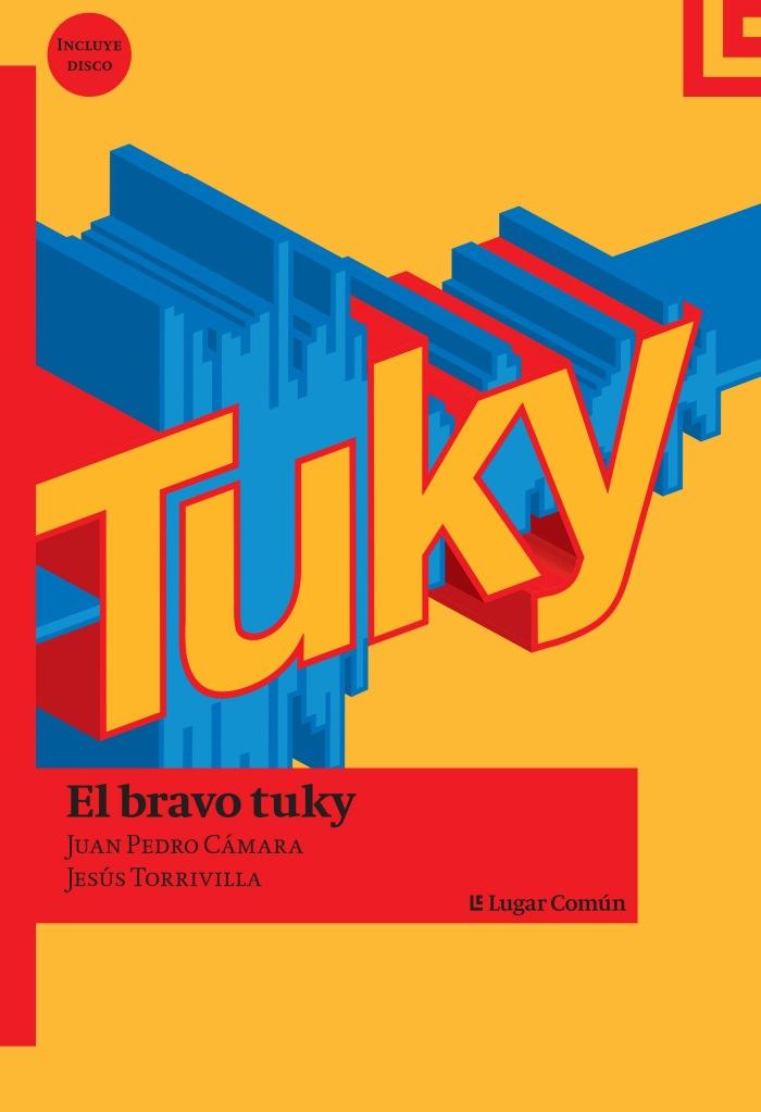 Portada El Bravo Tuky