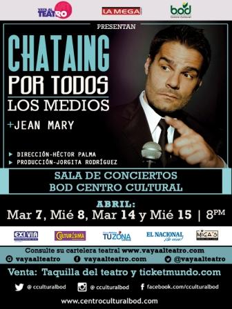 Luis Chataing Abril BOD