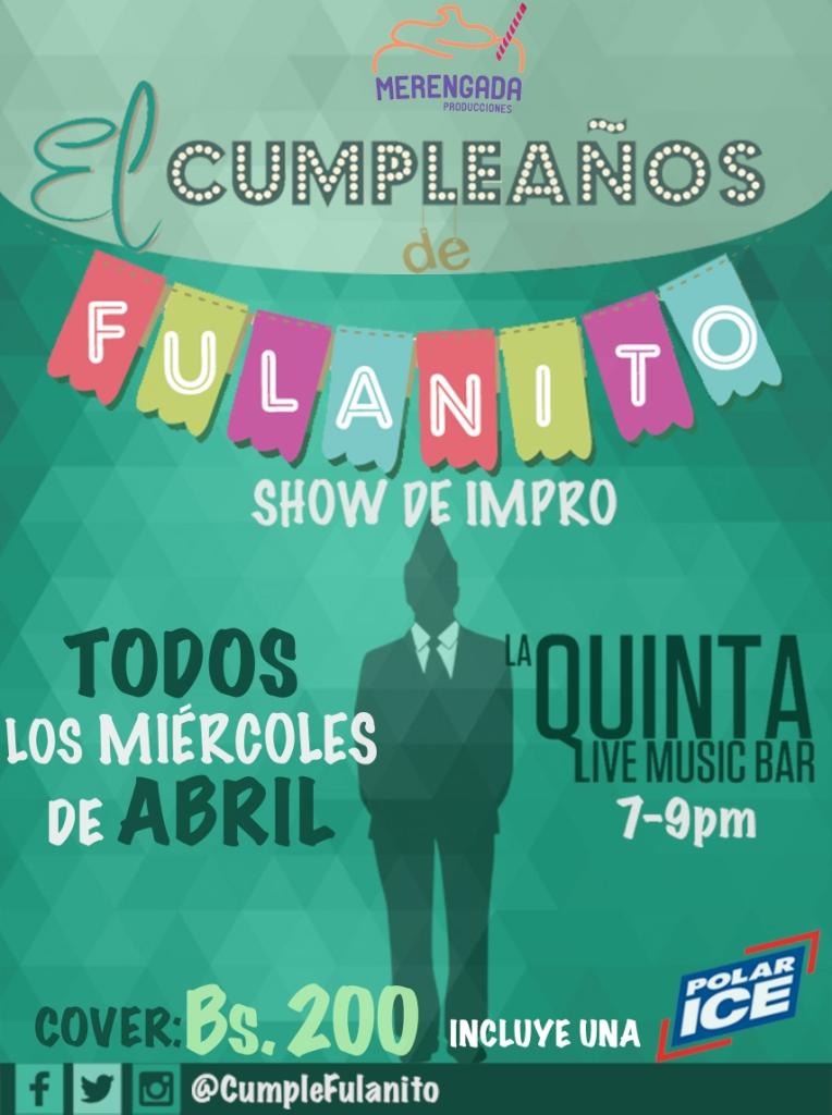 El Cumpleaños de Fulanito