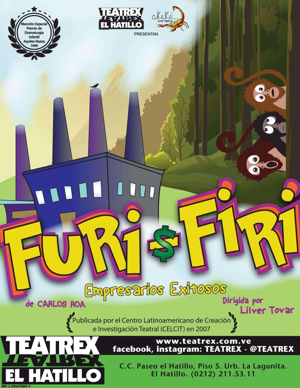 Furi-Firi: empresarios exitosos