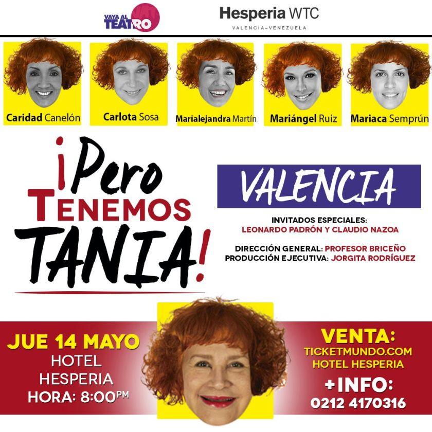 Valencia Tania