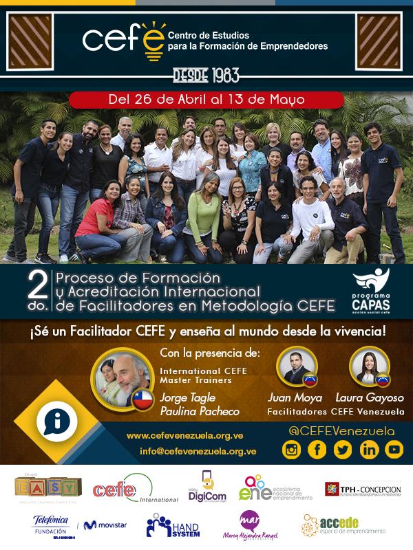 Nota de Prensa - CEFE - II ToT
