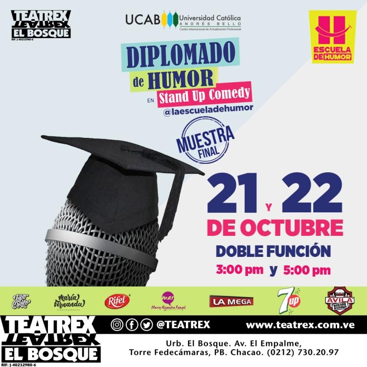 POST DIPLOMADO DE HIUMOR EN STAND UP COMEDY MUESTRA FINAL (1)