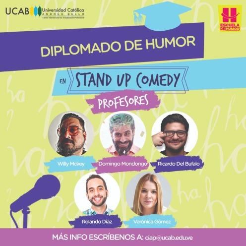 Diplomado de Humor10