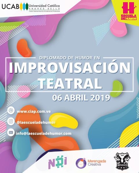 II Diplomado Improvisación Teatral